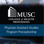 Brochure, Medical University of South Carolina, College of Health Professions, Physician Assistant Studies Program Preceptorship