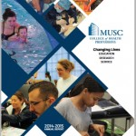 Annual Report 2015, Medical University of South Carolina, College of Health Professions, MUSC, CHP, MUSC CHP, book, editing, layout, design